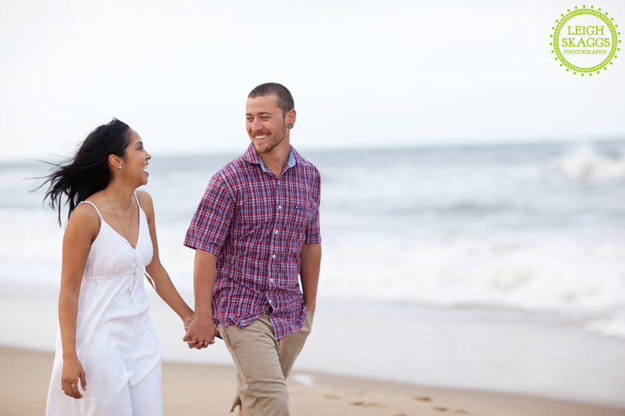 {Brooklyn & Brett}  |Engagement Session|  |Virginia Beach, Virginia|
