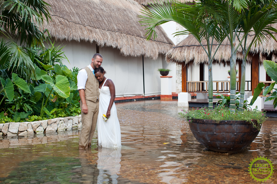 ~Riveria Maya, Mexico~ Destination Wedding ~Sneak Peek~  Natalie & Matt