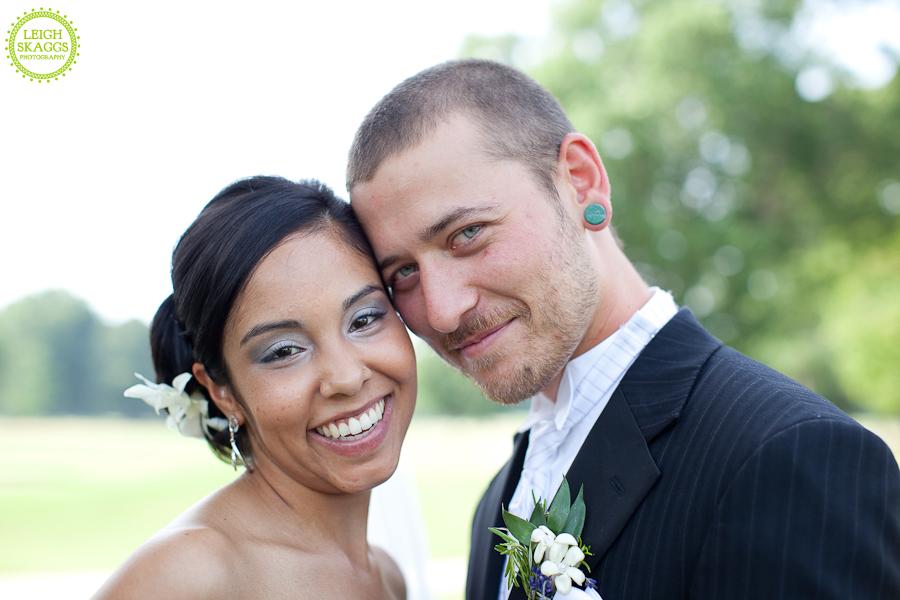 Brooklyn & Brett are Married!  {VA Wedding Photographer}  Norfolk, Virginia ~Sewells Point Golf Course~