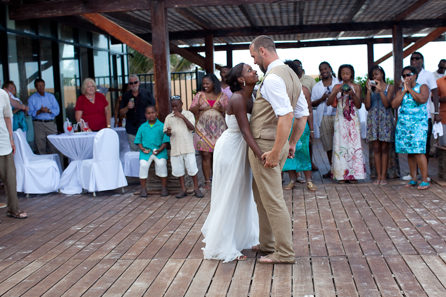 Destination Wedding Photographer ~Riviera Maya, Mexico~  Natalie & Matt are Married...Part Dos!  The Reception...