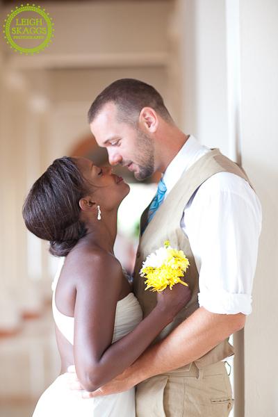 Destination Wedding Photographer ~Riviera Maya, Mexico~  Natalie and Matt Trash the Dress