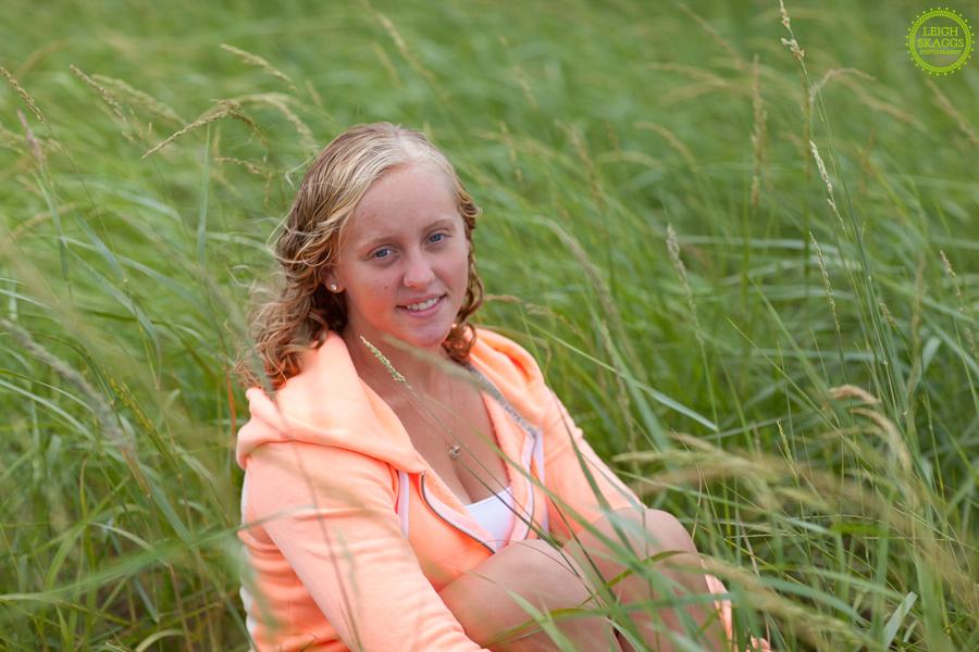 Virginia Senior Portrait Photographer ~Sneak Peek~ Beckie ROCKS!