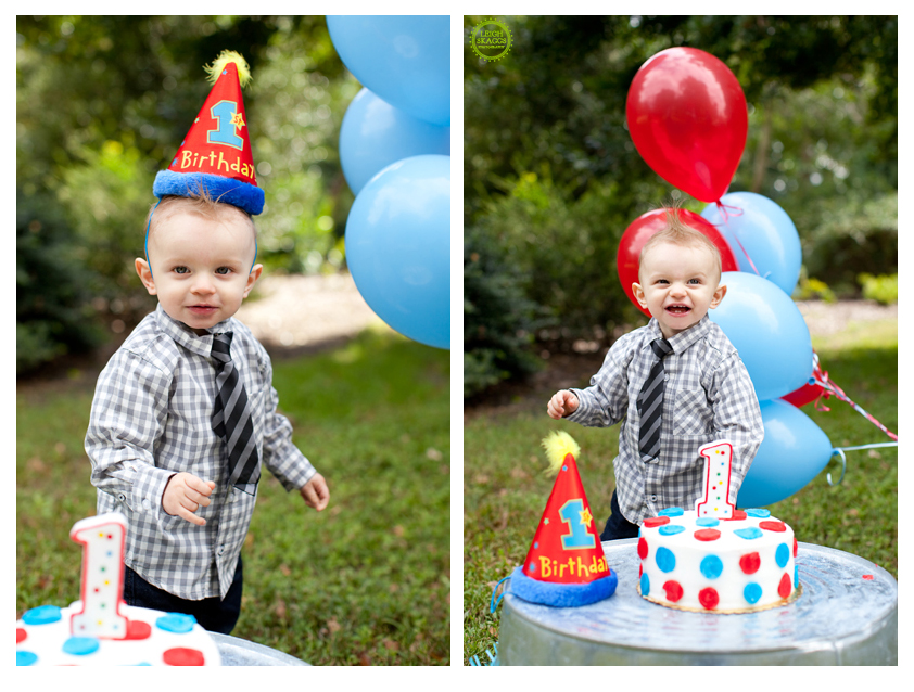 Virginia Childrens Photographer  ~Brayden is 1!!!!~  Sneak Peek
