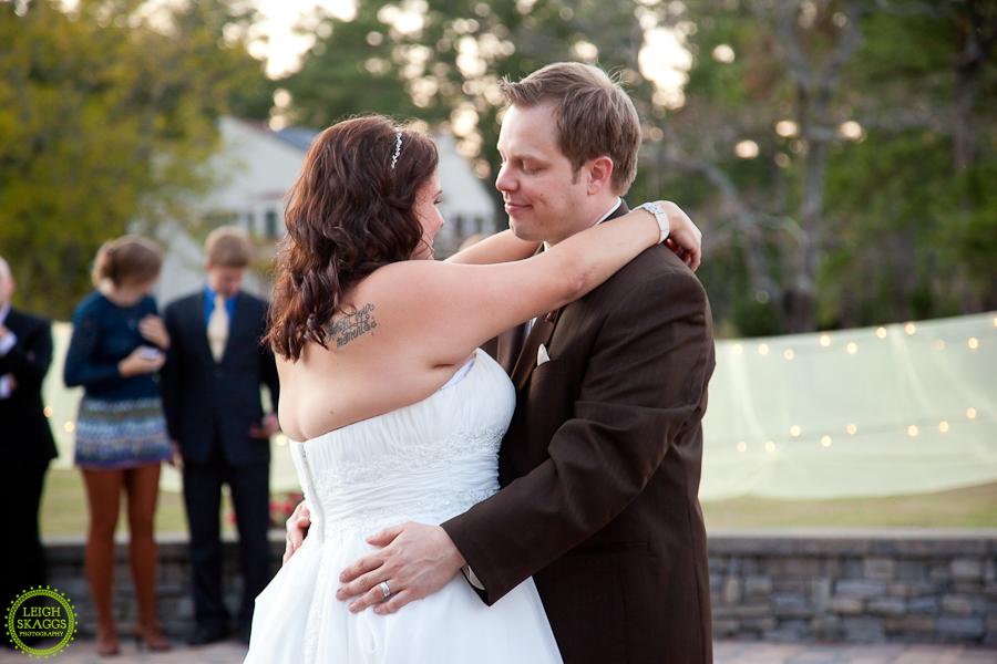 Yorktown Wedding Photographer ~Kriston & Rob are Married~  Part II
