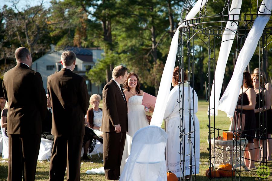 Yorktown Wedding Photographer  ~Kriston & Rob are Married!~  Part I