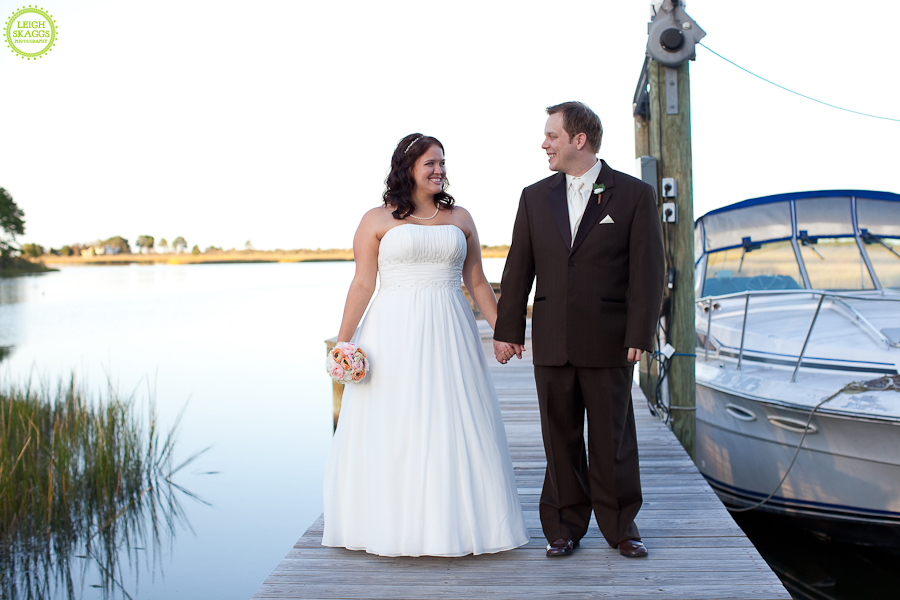Yorktown Wedding Photographer  ~Kriston & Rob are Married!~  Part I