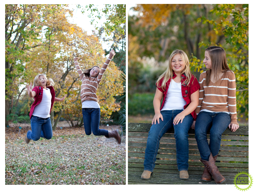 Norfolk Virginia Childrens Portrait Photographer  ~Kacey & Emily Sneak Peek~