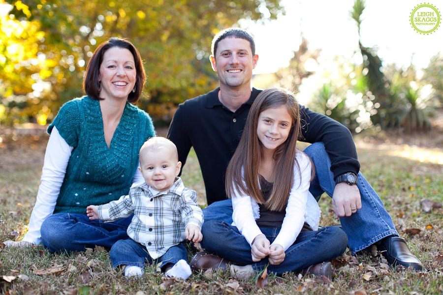 Norfolk Virginia Family Portrait Photographer  ~The Nofplot Family~