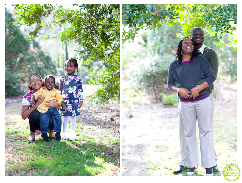 Norfolk Virginia Family Portrait Photographer ~The Baffour Family~