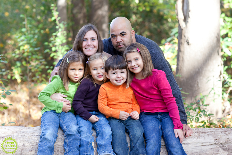Norfolk Virginia Family Portrait Photographer  ~ The Grell & Asperin Family are so much fun!!~