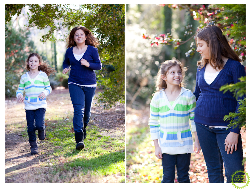 Norfolk Family Portrait Photographer  ~Emily and Jordyn~