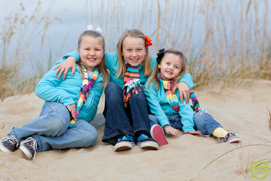 Norfolk Childrens Portrait Photographer  ~The Conover Girls~