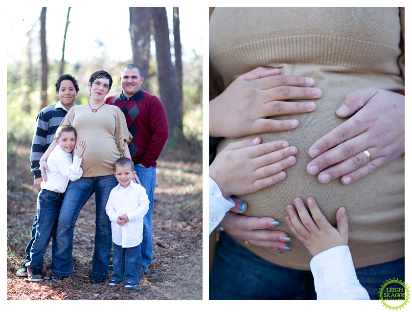 Norfolk Virginia Maternity Photographer  ~The Keezers are having a(nother) baby!~