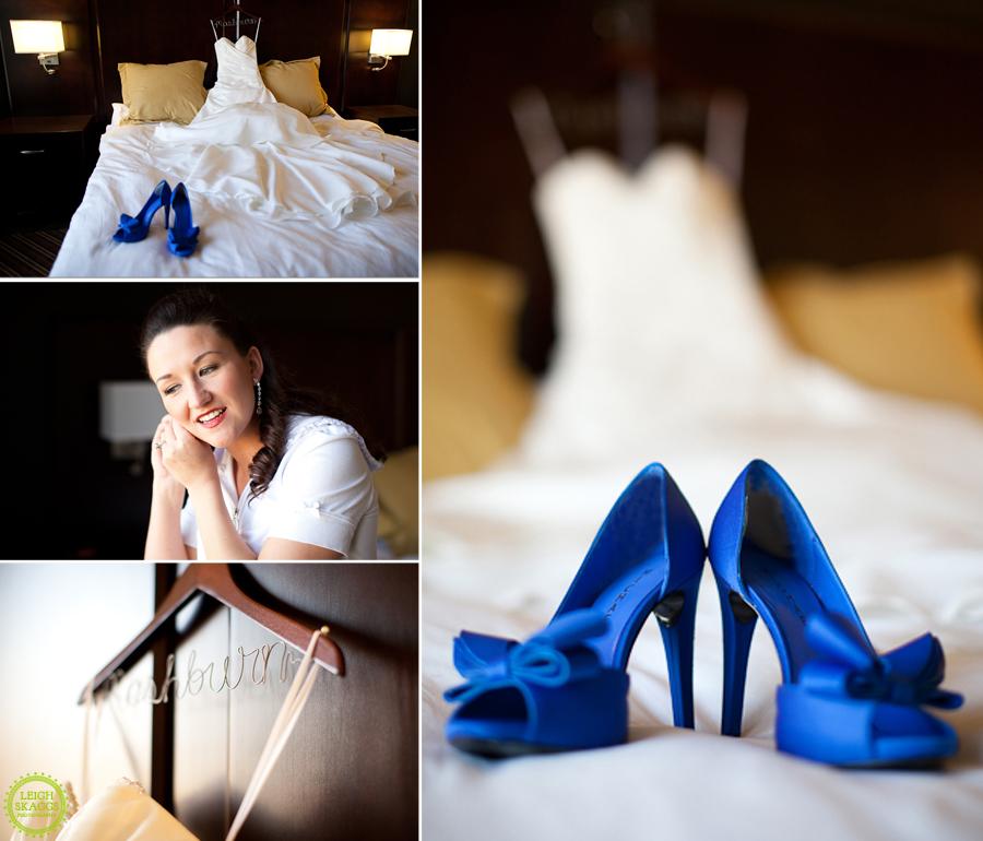 Norfolk Wedding Photographer ~Lindsey & Scott are Married~  Harrison Opera House Part 1