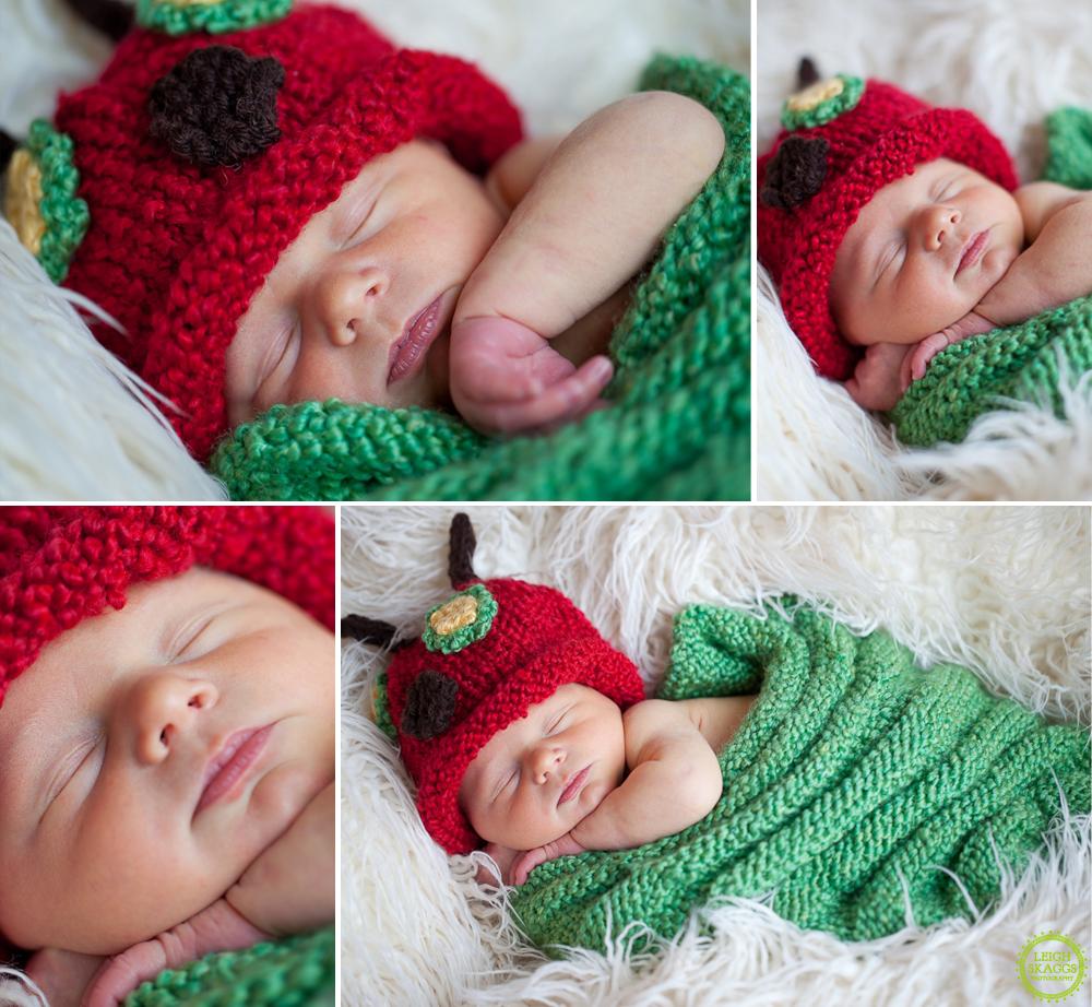 Chesapeake Virginia Newborn Photographer  ~Liam Ashley is a Valentines Day Baby!~