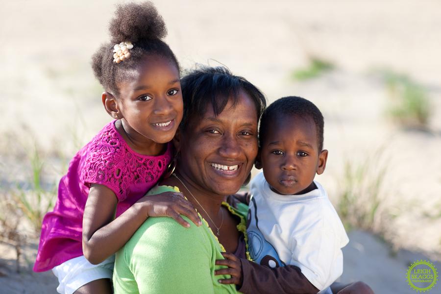 Norfolk Family Portrait Photographer Sneak Peek ~Sena, Aba & Edem~