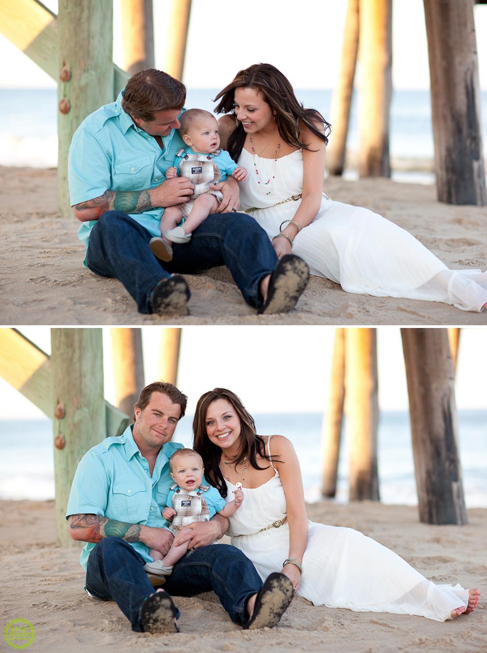 Virginia Beach Family Portrait Photographer ~The Mills Family Portraits~