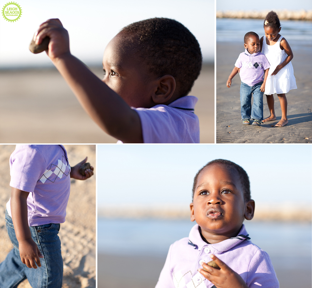 Norfolk Family Portrait Photographer  ~Sena, Aba & Edem~