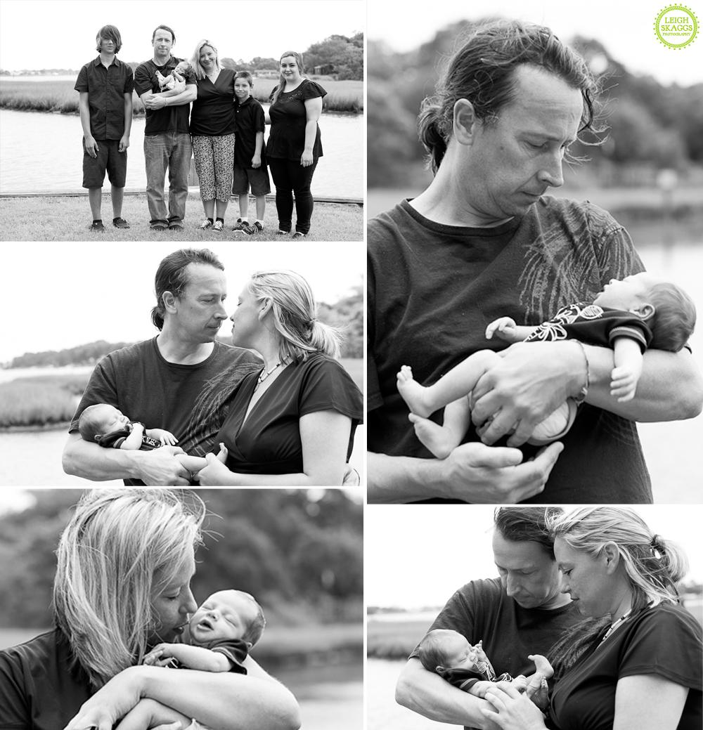 Norfolk Newborn Photographer  ~Welcome to the World Cayden Hunter!!~