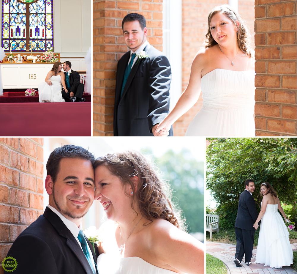 Virginia Beach Wedding Photographer  ~Holli & Chris are Married~  Part I