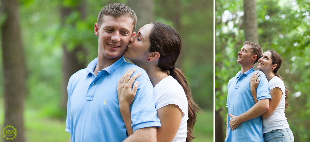 Providence Forge Virginia Engagement Photographer  ~Danielle and Randy are getting Married!~