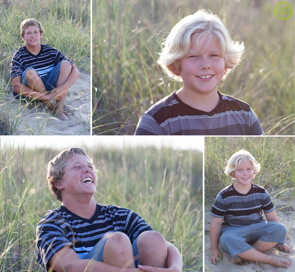 Virginia Beach Children/Teen Portrait Photographer  ~Zack and Nick~