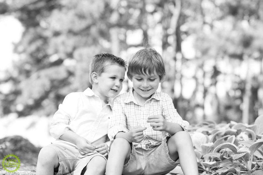 Norfolk Virginia Childrens Portrait Photographer ~The Barry Boys~
