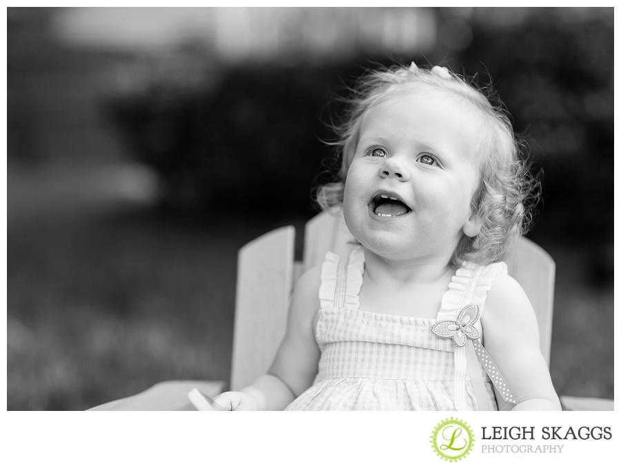 Virginia Beach Childrens Photographer ~Happy First Birthday Sydney~