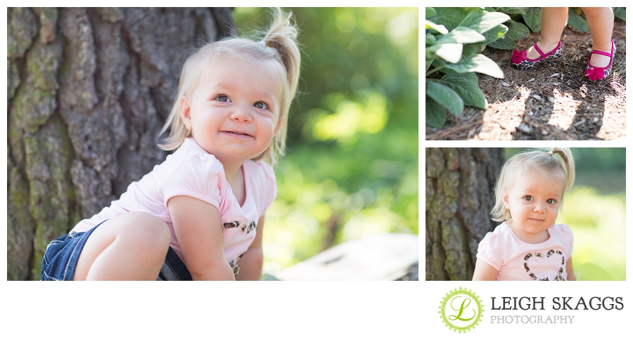 Norfolk Virginia Childrens Portrait Photographer  ~Good Golly Miss Molly~