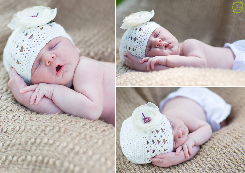Chesapeake Virginia Newborn Photographer ~Welcome to the World Madalynn McKay~