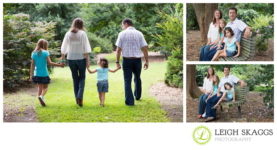Norfolk Virginia Family Portrait Photographer ~The Dewey Family~