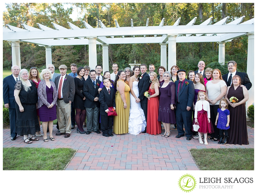 Providence Forge Wedding Photographer ~Danielle & Randy are Married~  Part II