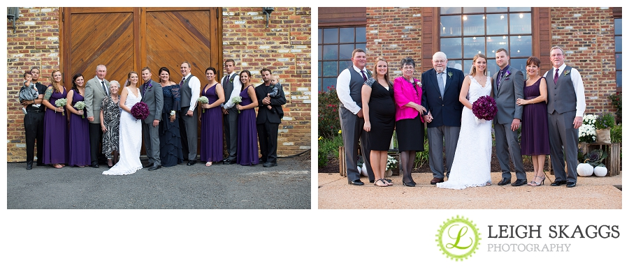 New Kent Wedding Photographer ~Kristen & Patrick are Married!!!~  Part II