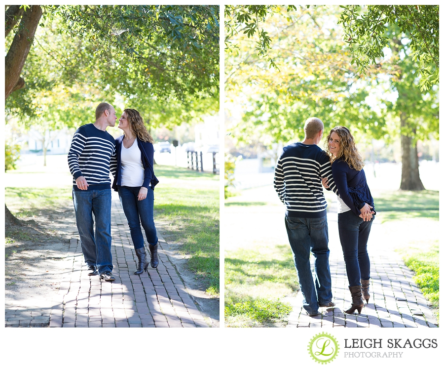 Colonial Williamsburg Engagement Photographer ~Megan and Freddy are getting Married!!~