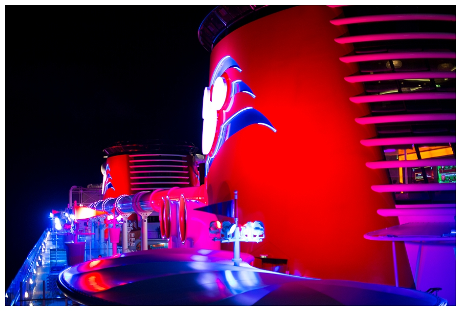 Disney Cruise on the Fantasy with my Family Part I
