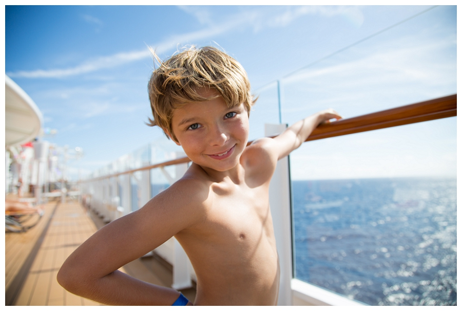 Disney Cruise on the Fantasy with my Family Part II