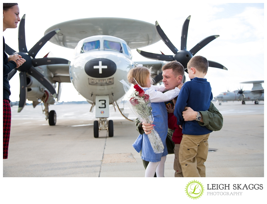 Welcome Home VAW 121 Norfolk Virginia Operation Love Reunited Photographer