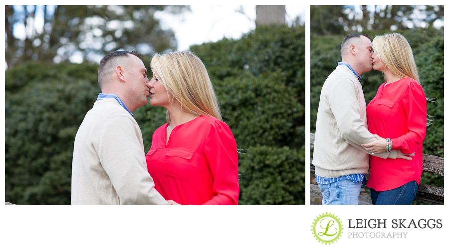 Colonial Williamsburg Engagement Session ~Jamie & Lee are getting Married~