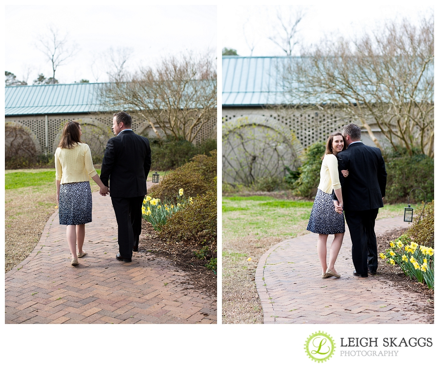 Newport News Engagement Photographer ~Kristen & Brad are Engaged!~