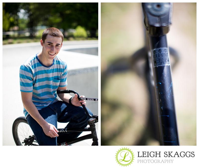 Norfolk Senior Portrait Photographer ~Congratulations Andy!~
