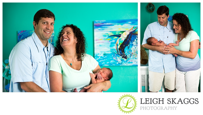 Virginia Beach Newborn Photographer ~Welcome to the World Tucker Cruz~