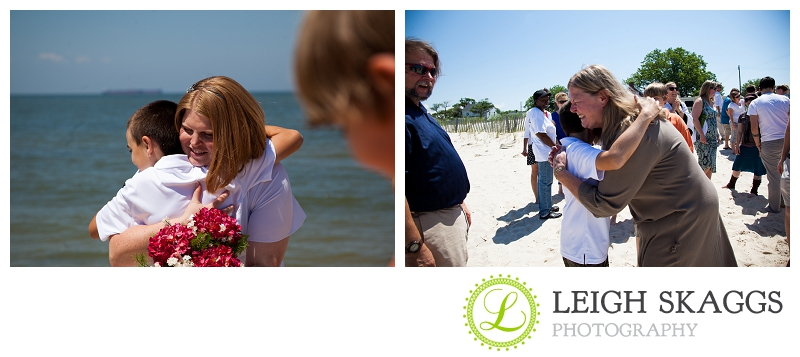 Cape Charles Wedding Photographer ~Jessica & Jeremy are Married~