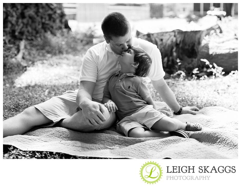 Chesapeake Family Photographer ~Laura, Kyle, Alex & Stella~