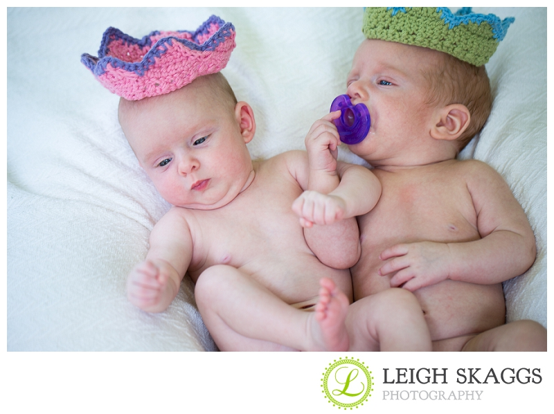 Smithfield Newborn Photographer ~The Twins are Here!~