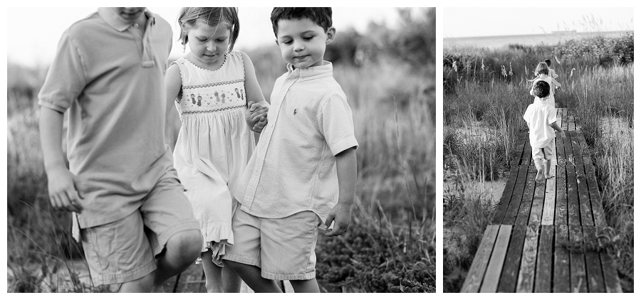 Chicks Beach Virginia Beach Family Portrait Photographer ~Carter, Aubrie, Davis & Penny are Cousins!!~