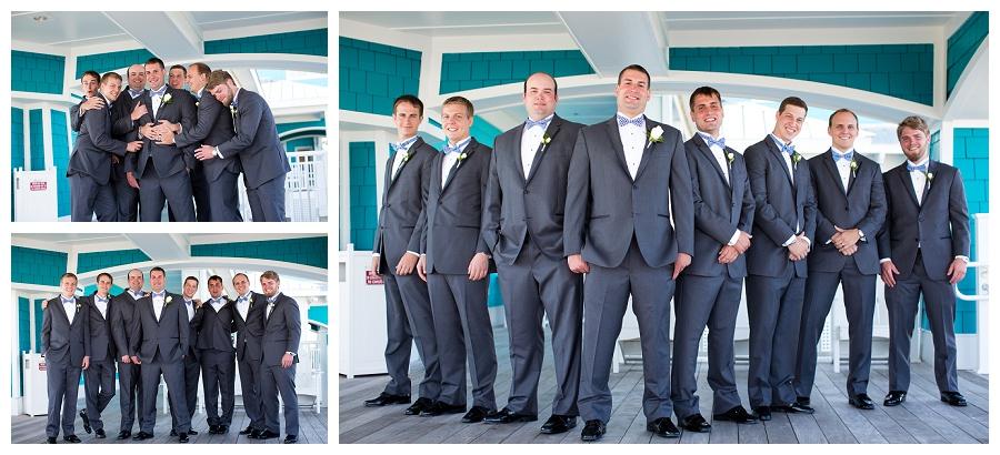 Eastern Shore Photographer ~Aqua at Kings Creek Marina~ ~Kelly & Matt are Married!!~