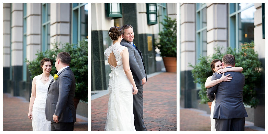 Half Moone Cruise Terminal Norfolk Virginia Photographer ~Kristen & Brad are Married!!~