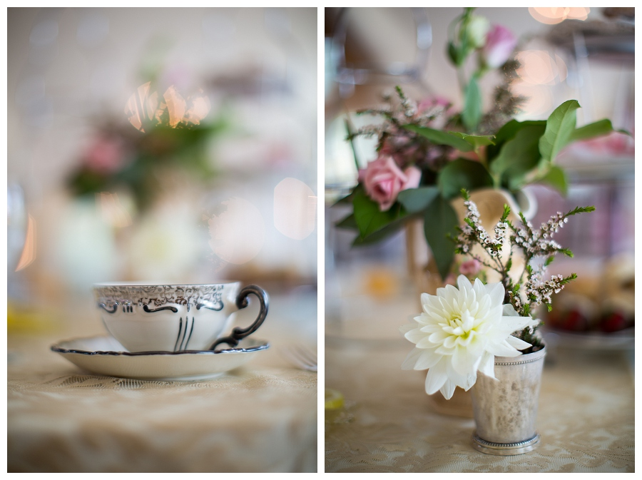Women's Club of Portsmouth ~Tea for Two~