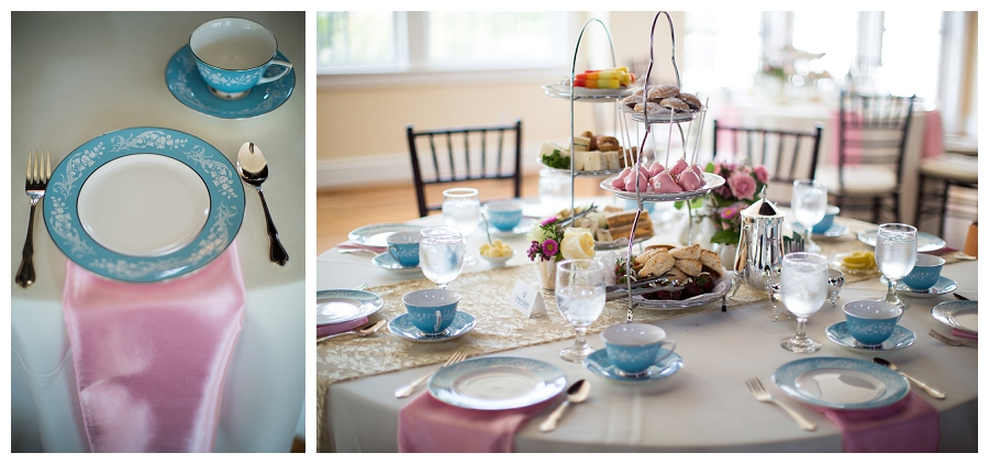 Womens Club of Portsmouth ~Tea for Two~