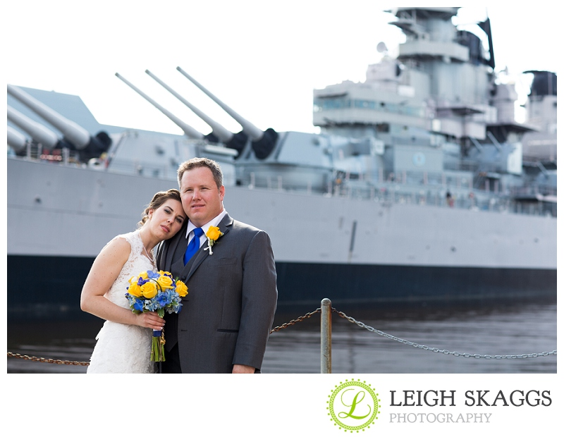 Norfolk Wedding Photographer ~Kristen & Brad are Married~ Sneak Peek